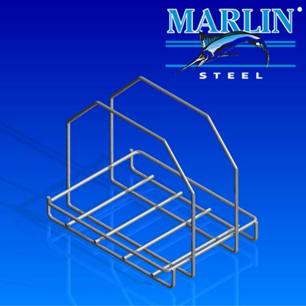 Marlin Steel Wire Basket 241002