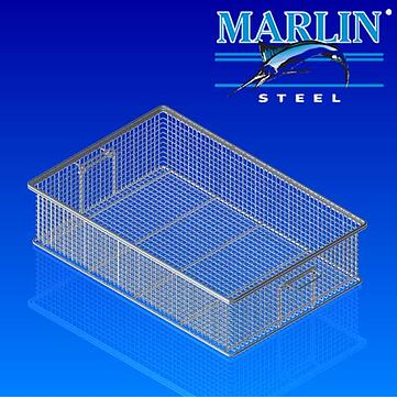 There are many different factors that have to be considered when designing a custom parts washing basket.