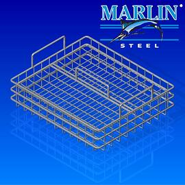 Wire Basket with Handles 57003