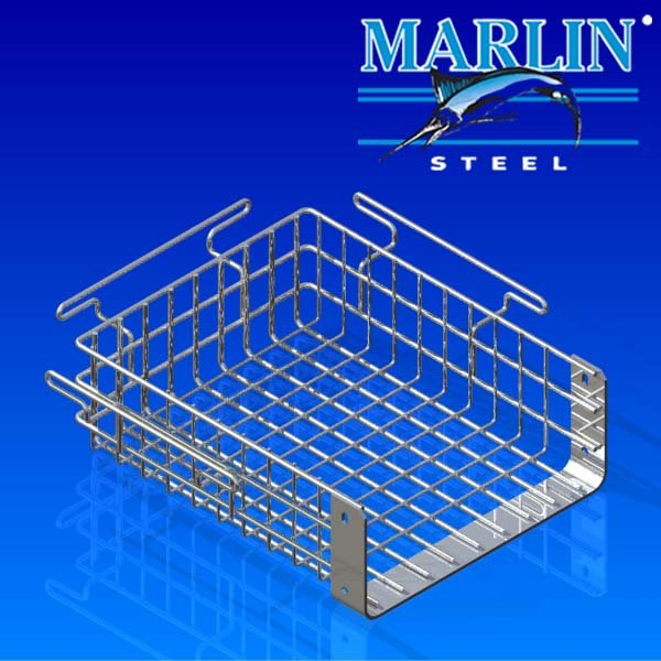 Marlin Steel Wire Basket 68001