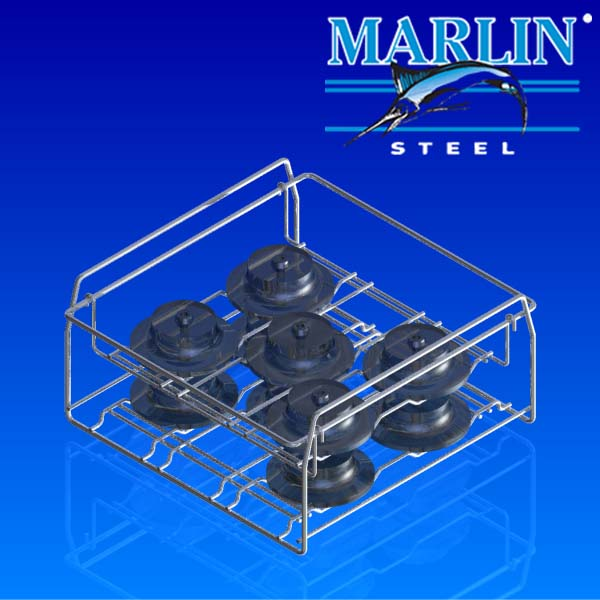 Marlin Steel Wire Basket 147002