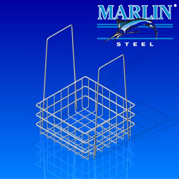 Marlin Steel Wire Basket 810001