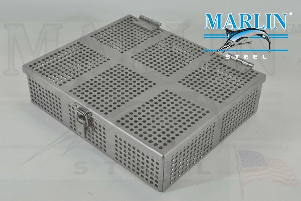 Wire Basket with Lid 1789002