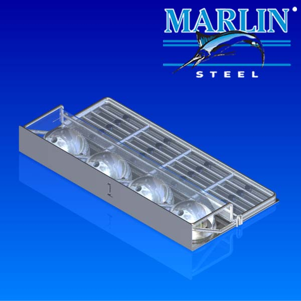 Marlin Steel Wire Basket 388002