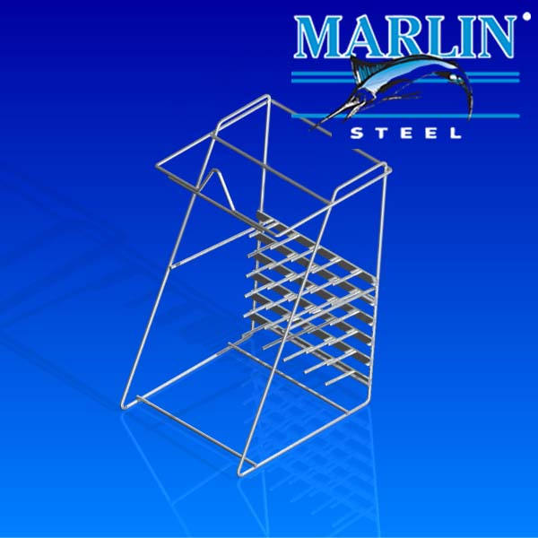 Marlin Steel Wire Basket 1024004