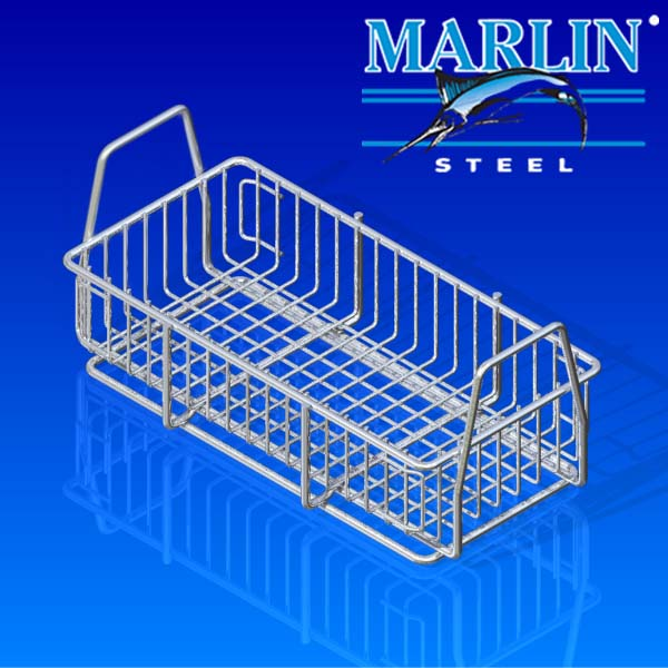Marlin Steel Wire Basket 1038001