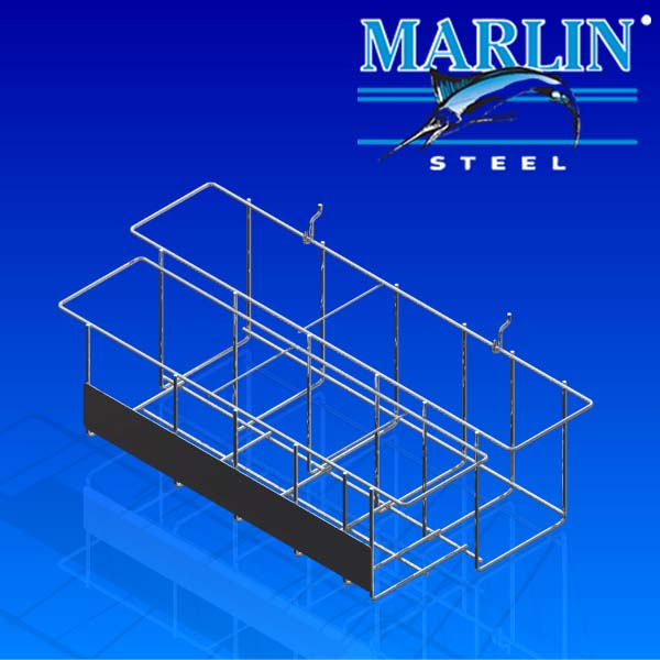 Marlin Steel Wire Basket 23001