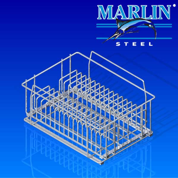 Marlin Steel Wire Basket 3003