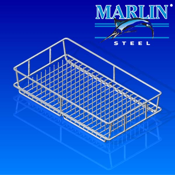 Marlin Steel Wire Basket 1004002