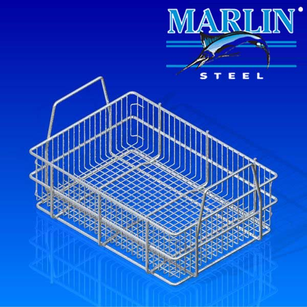 Marlin Steel Wire Basket 1011001