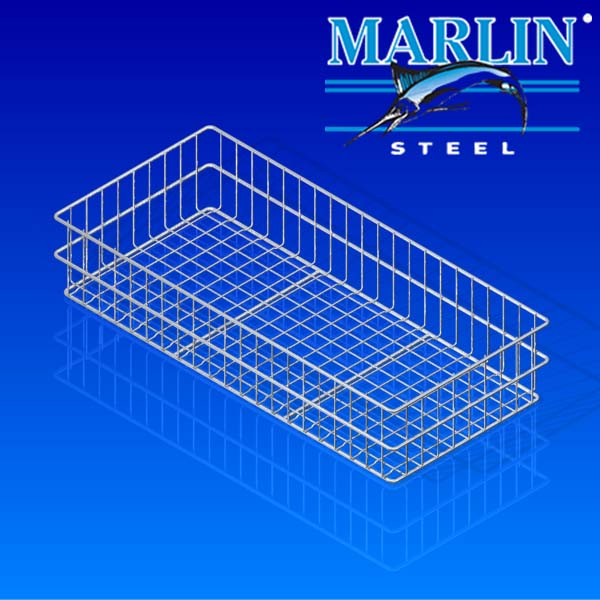 Marlin Steel Wire Basket 1027001