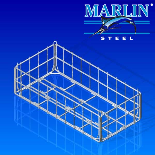 Marlin Steel Wire Basket 1081001