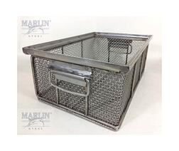 Marlin Steel Mesh Basket