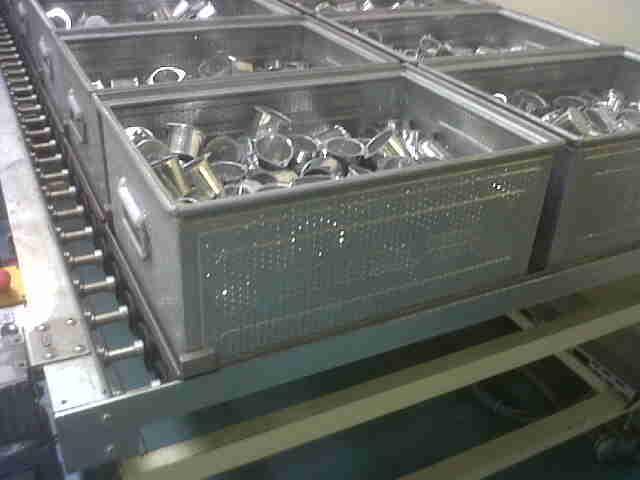Creating Washing Baskets D 252 Rr Ecoclean Vapor Degreasing