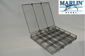 different processes and parts might require different things from your custom basket design.