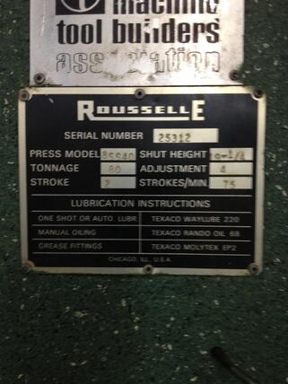 Rouselle Machine