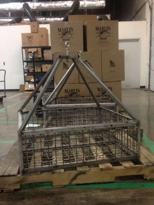 How Custom Steel Wire Baskets Will Save You Money and Time