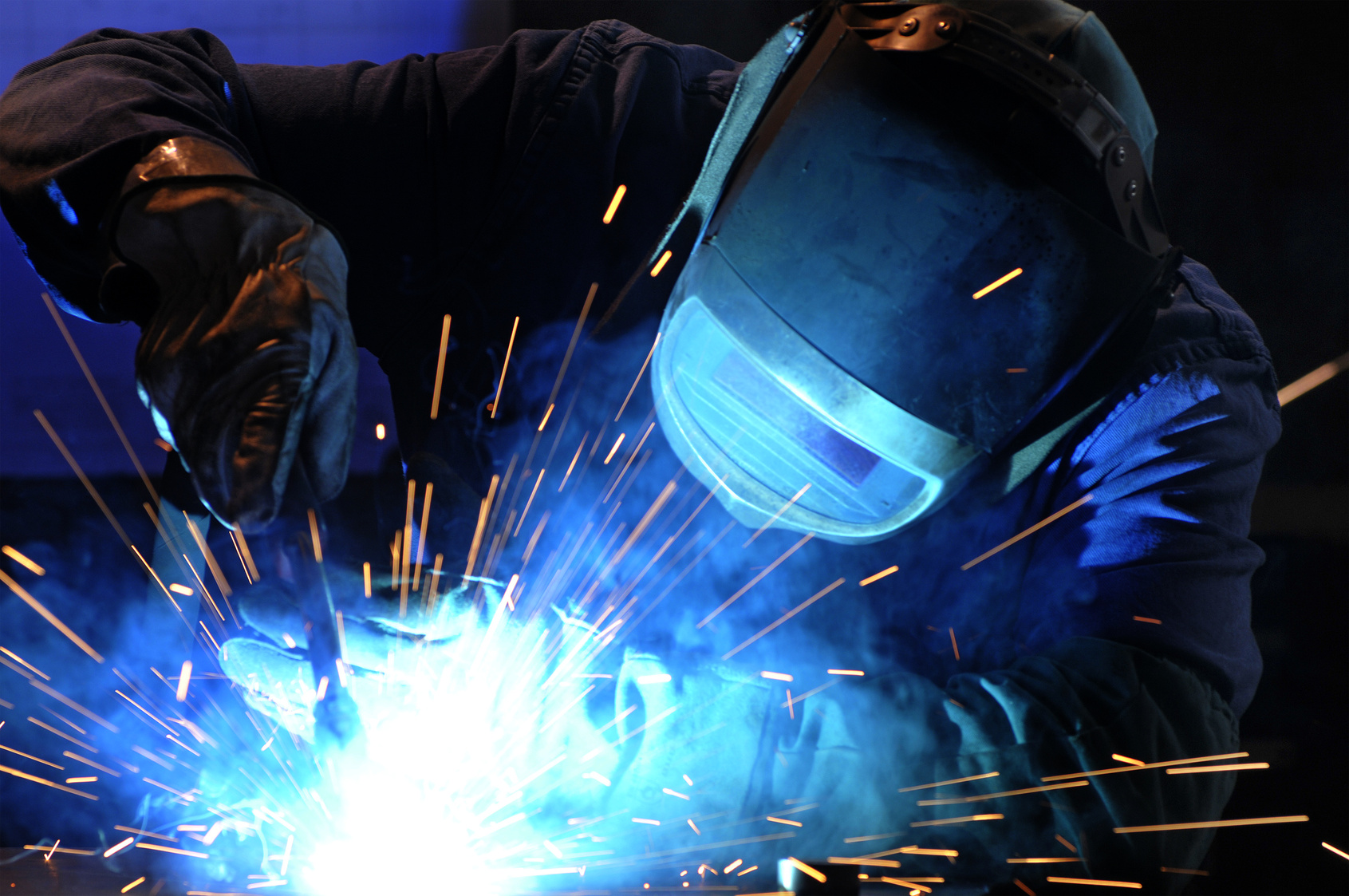 What are the Different Ways to Weld Custom Baskets?