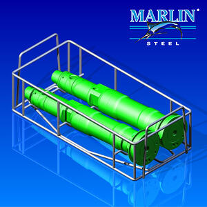 00938015 was designed to optimize the client's parts washing process.