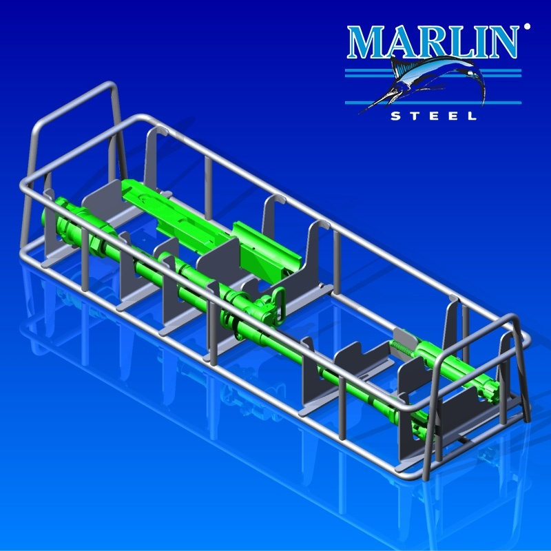 Marlin Steel Wire Basket 75008