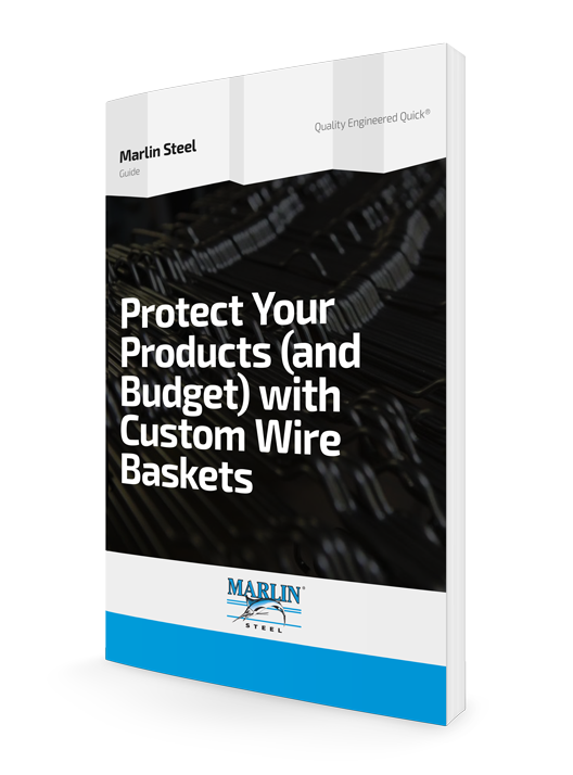 Protect Your Products (and Budget) with Custom Wire Baskets
