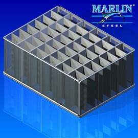 Marlin Steel Cleaning Basket 1176003