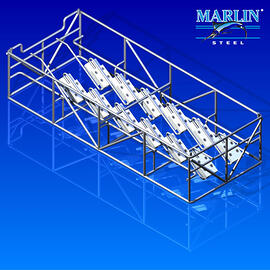 Marlin Steel Cleaning Basket 2016005