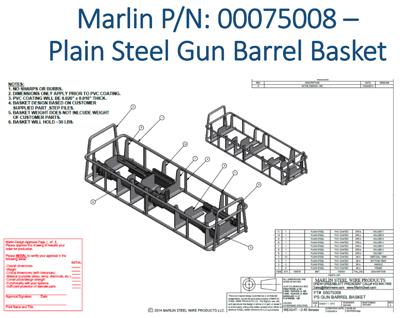 plain-steel-gun-barrel-basket-gun-manufacturing