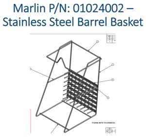stainless-steel-barrel-basket-gun-manufacturing