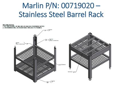 stainless-steel-barrel-rack-gun-manufacturing