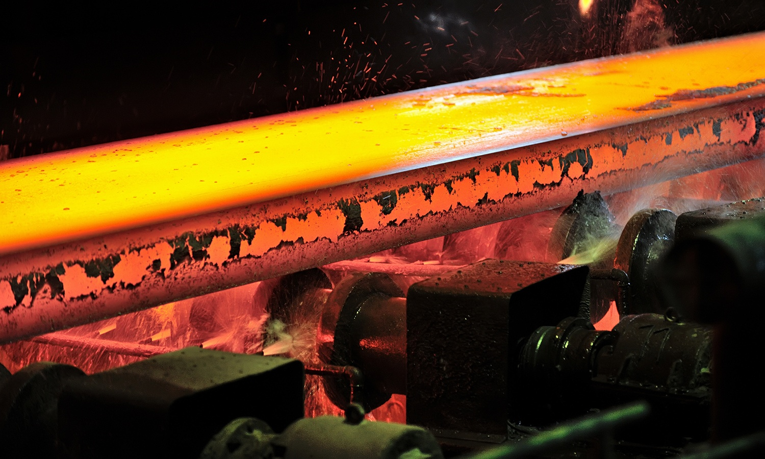 Annealing involves heating metal to red-hot temperatures—which can put enormous stress on a wire basket.