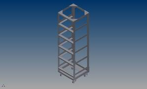 Stainless steel mobile carts can be very useful to automotive manufacturers.
