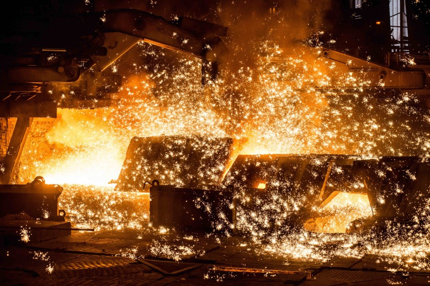 Many manufacturing applications involve the use of furnaces to create extreme temperatures.