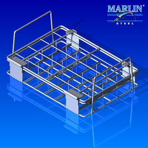 The right custom steel wire basket can make manufacturing faster and more efficient.