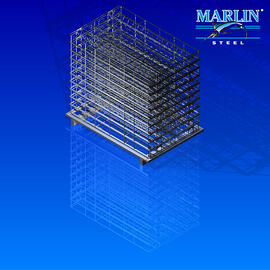 Marlin Steel Cleaning Basket 738005