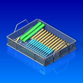 Medical Instrument Tray 02235001