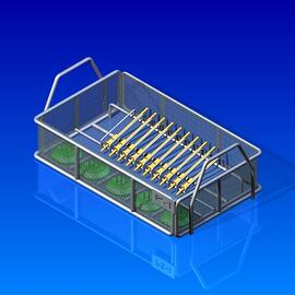 Medical Instrument Tray 02235002