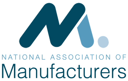 Marlin is a proud member of the National Association of Manufacturers