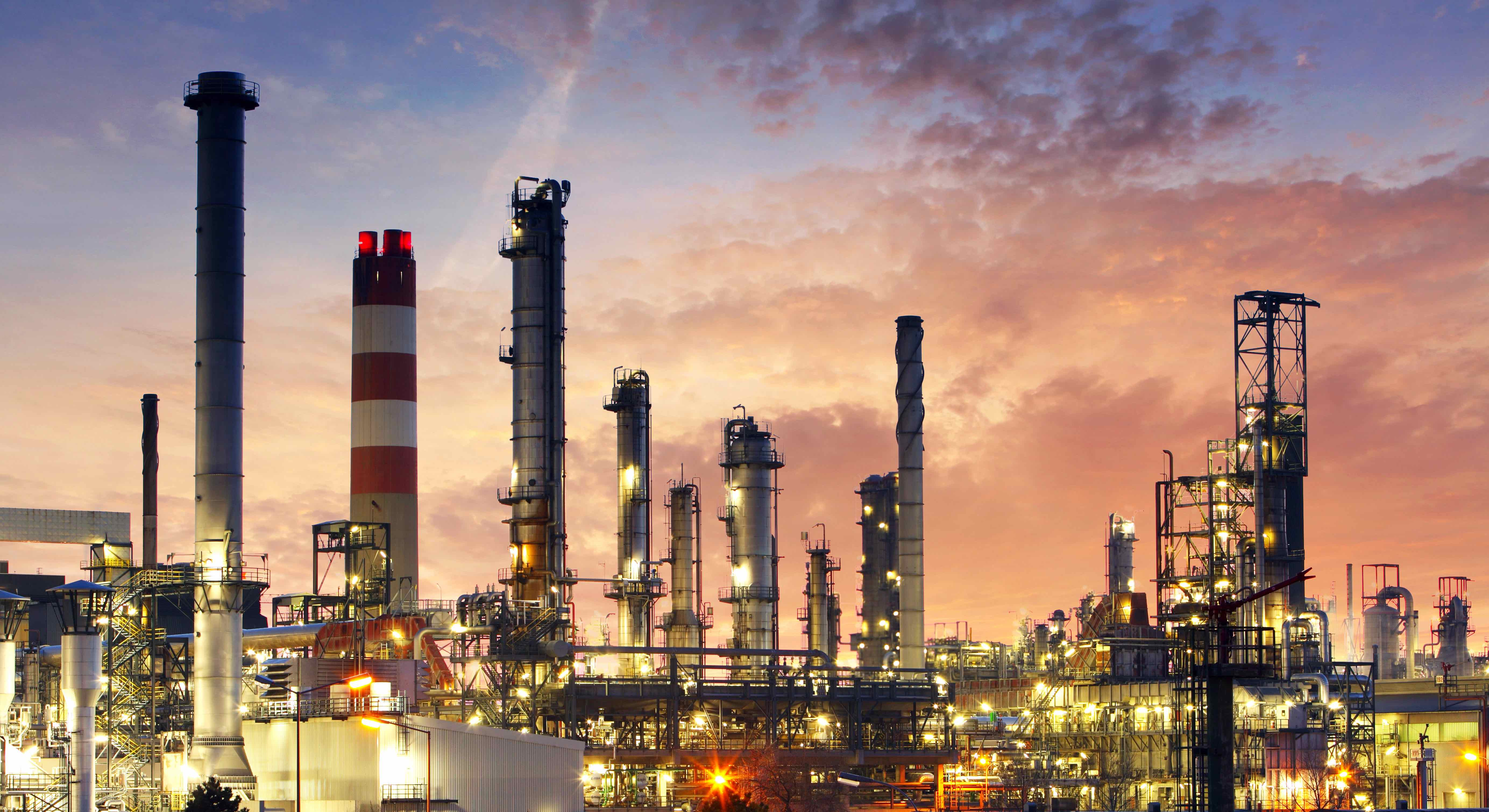 Oil refineries often have harsh conditions that can cause excessive wear and tear to unprotected storage cabinets.
