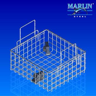 Material Handling Basket 72001- made with the help of 3D prototyping