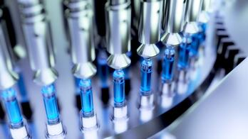 Medical vials are often delicate, but not always.