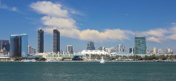 The convention will be taking place in beautiful San Diego.
