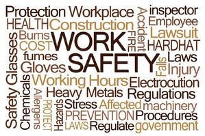 There's a lot that goes into work safety at the Marlin Steel factory, which is why it has gone over 2,500 consecutive days without a major safety incident.