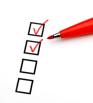 OSHA SHARP certification checklist