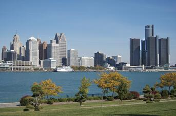 Detroit is leading the pack in manufacturing productivity