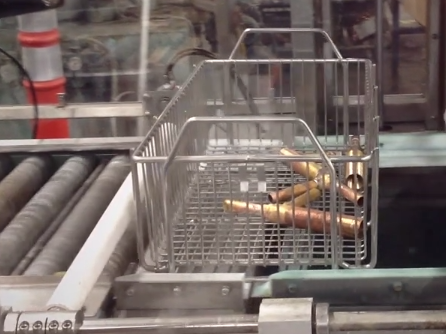 ultrasonic parts cleaning baskets can be simple or complex depending on the needs of your process.