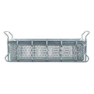 expanded metal basket