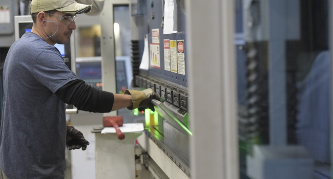 Manufacturing is skilled work that supports the American economy.