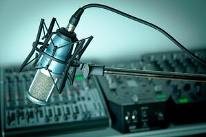Marlin Steel's CEO was recently featured in a radio broadcast show on SIrius XM.