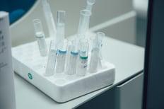 styrofoan test tube rack-1